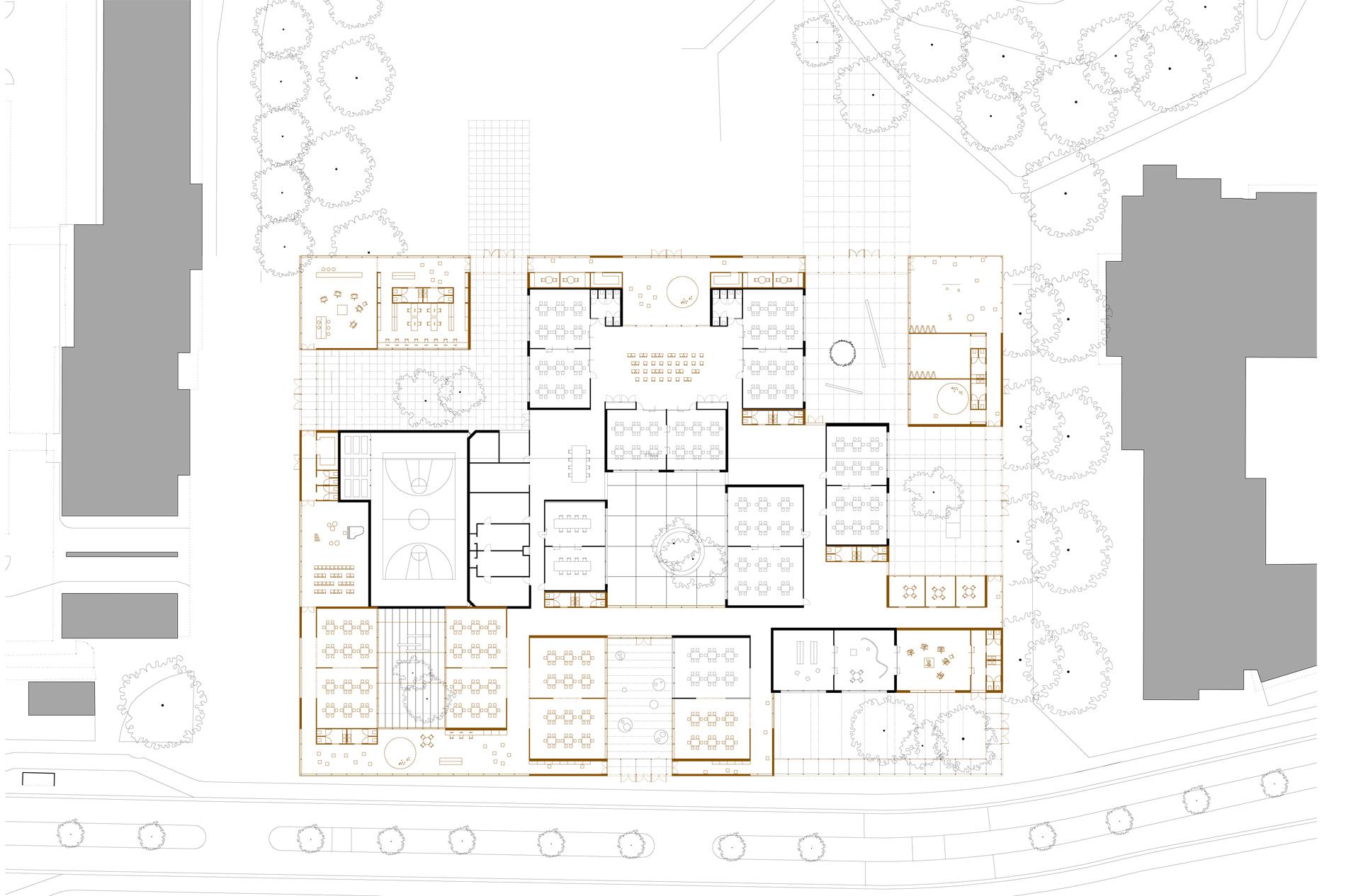 dating in architectuur school